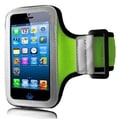 BasAcc Neon Green Arm Band for Apple iPhone 5