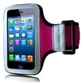 BasAcc Hot Pink Arm Band for Apple iPhone 5