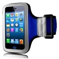 BasAcc Blue Arm Band for Apple iPhone 5