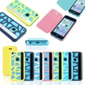 Gearonic Flip PU Leather Hard Pattern back cover For Apple iPhone 5C