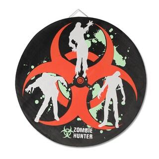Zombie Hunter Target Dart Board