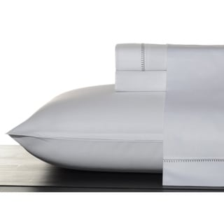 Vera Wang Blanket Stitch Cotton Sheet Set