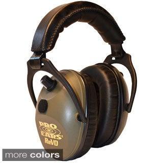 Pro Ears ReVO Green Electronic