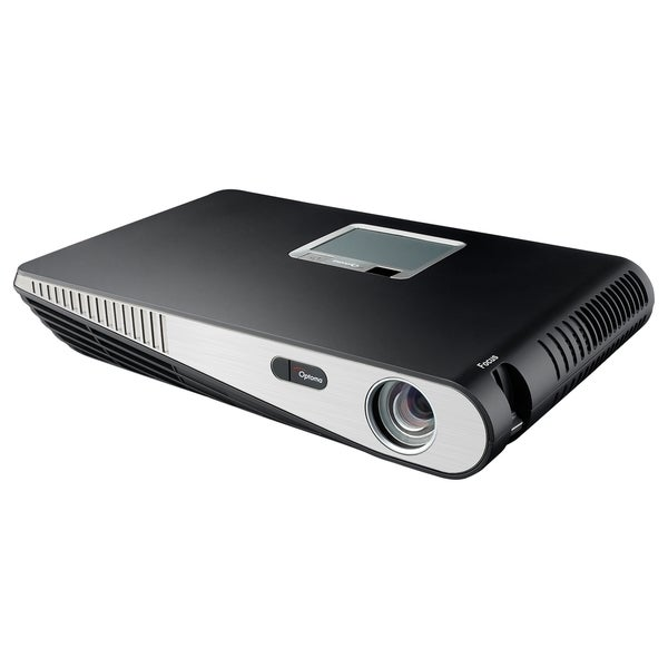 Optoma ML1000P WXGA 1000 Lumen 3D Ready Portable DLP LED Projector wi