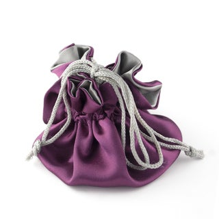 Sterling Essentials Satin Travel Jewelry Pouch