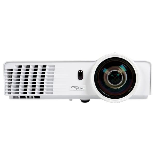 Optoma W305ST 3D Ready DLP Projector - 720p - HDTV - 16:10