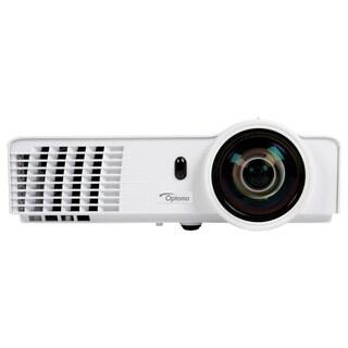 Optoma X305ST XGA 3000 Lumen Full 3D DLP Short Throw Projector with H