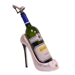 City Princess Wine Bottle Decor Gift Set