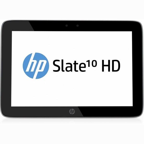 """HP Slate 10 HD F4C52UA 16 GB Tablet - 10"""" - Marvell ARMADA PXA986 1.2"""
