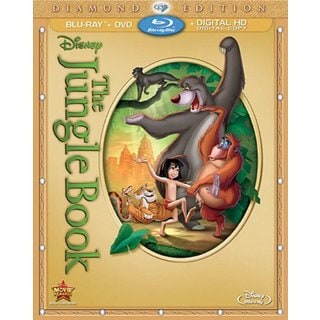 The Jungle Book (Diamond Edition) (Blu-ray/DVD) 12047879
