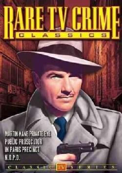 Rare TV Crime Classics (DVD)