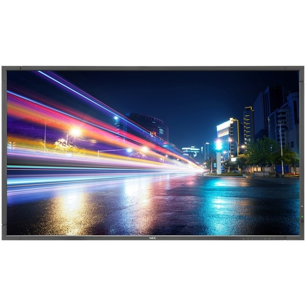 "NEC Display 70"" LED Backlit Professional-Grade Large Screen Display w"