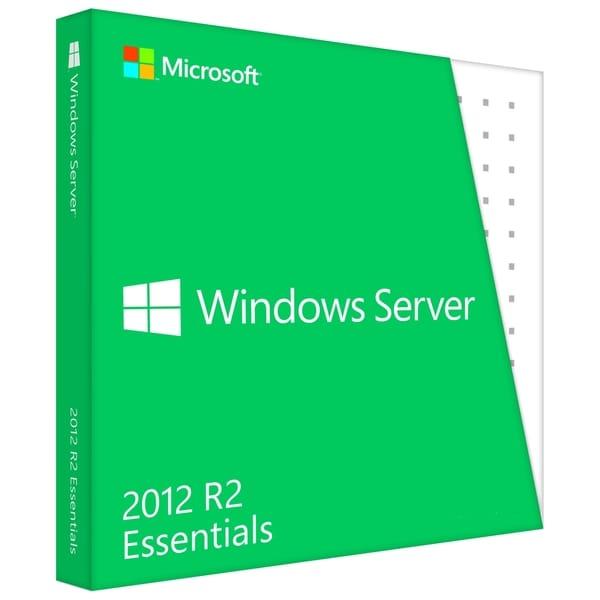 Microsoft Windows Server 2012 R.2 Essentials 64-bit - Complete Produc