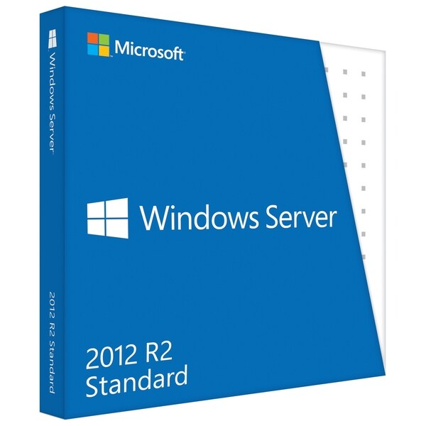 Microsoft Windows Server 2012 R.2 Standard 64-bit - Complete Product