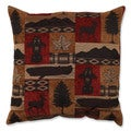 Redstone Lodge 18-inch Throw Pillow