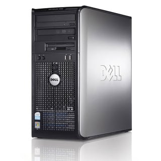 Dell OptiPlex 380 2.6GHz 2GB 250GB Win 7 Mini Tower (Refurbished)