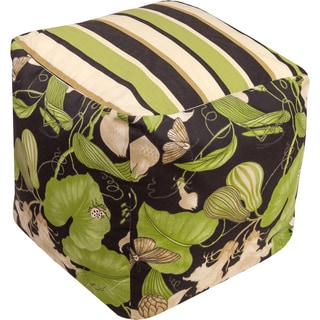 Lacquer 17-inch Pouf