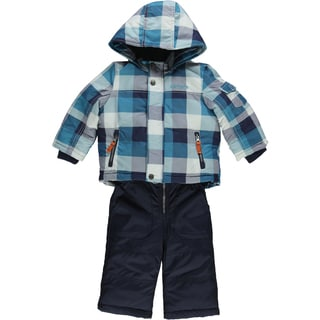 Carter's Boys Snow Club 2-piece Snowsuit in Blue