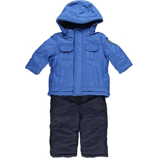 Carter's Boys Snow Partner 2-piece Snowsuit in Blue