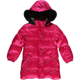 London Fog Girls Winter Gem Insulated Jacket