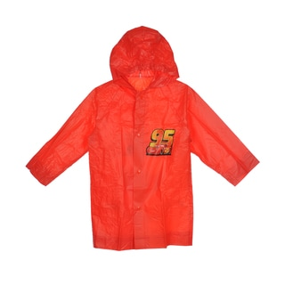 Disney Cars Boy's Under the Hood Raincoat