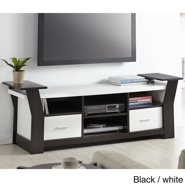 Modern Tv Entertainment Center Wall Media Console Drawer