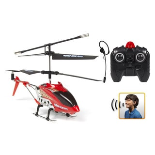 Heli Command 3.5CH Voice Control RC Helicopter