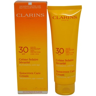 Clarins Sunscreen Care Cream High Protection SPF 30
