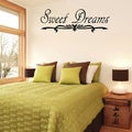 'Sweet Dreams' Vinyl Wall Decal