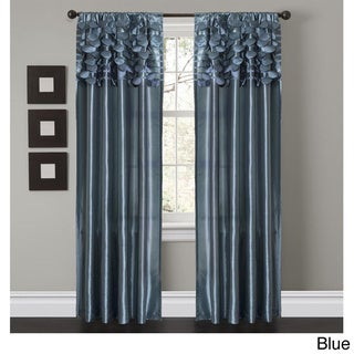 Lush Decor Circle Dream 84 inch Curtain Panels (Set of 2)