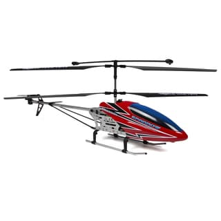 Sparrow 3.5CH Metal RC Helicopter