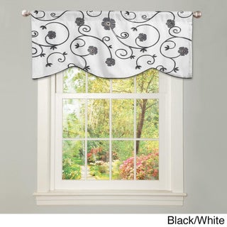 Lush Decor Royal Garden Valance