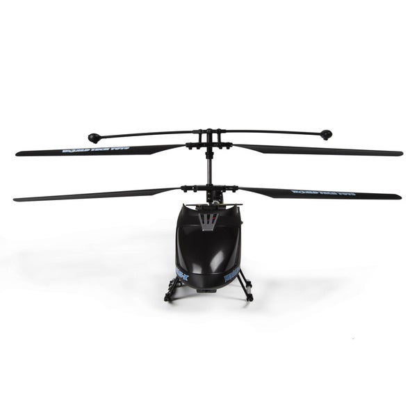 Hercules X Black Series Unbreakable 3.5CH RC Helicopter