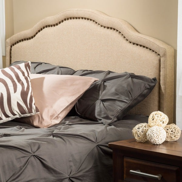 Knight Home Bellagio Adjustable King California King Fabric Headboard