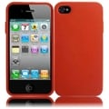 BasAcc White/ Red TPU Case for Apple iPhone 4/ 4S