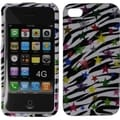 BasAcc Zebra Star Case for Apple iPhone 4/ 4S