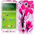 BasAcc Pink Splash Case for Samsung Galaxy S4 i9500