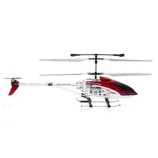 Hercules Unbreakable 3.5CH RC Helicopter