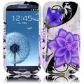 BasAcc Lily Case for Samsung Galaxy S3 i9300/ i747/ L710/ T999/ i535