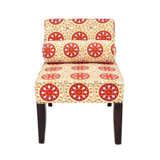 Isabelle Armless Chair (India)