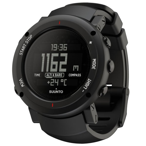 Suunto Silicone 'Core' Outdoor Watch