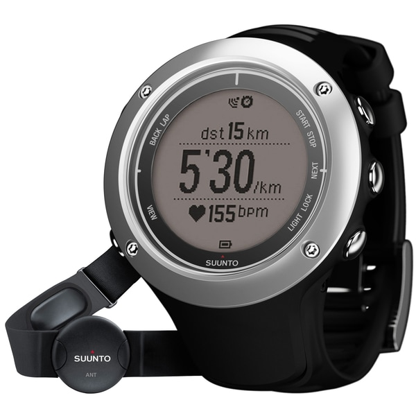 Suunto Silicone 'Ambit2 S' Multisport Watch