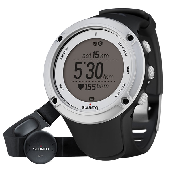 Suunto Silicone 'Ambit2' Multisport Watch
