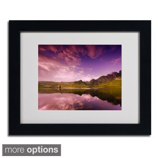 Philippe Sainte-Laudy 'Beyond the Sky II' Framed Matted Art