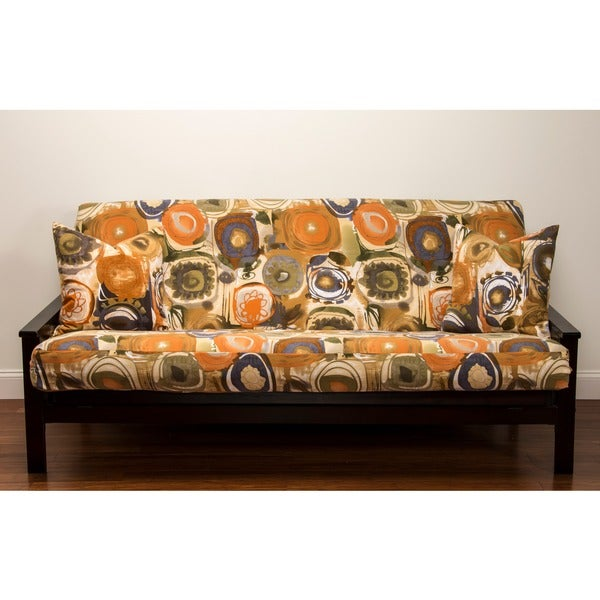 Enchanted Maze Futon Cover