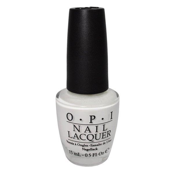 OPI 'Alpine Snow' White Nail Lacquer