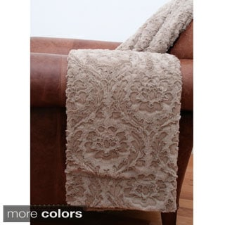 Clarissa 50 x 60-inch Faux Fur Throw