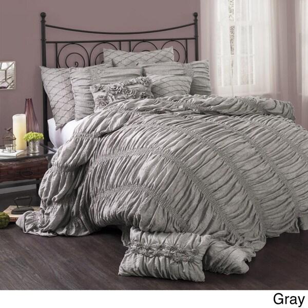 Lush Decor Madelynn 3-piece Comforter Set