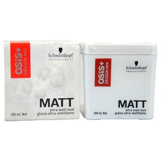 Schwarzkopf Osis + Design Mix Matt Ultra Matt Mud