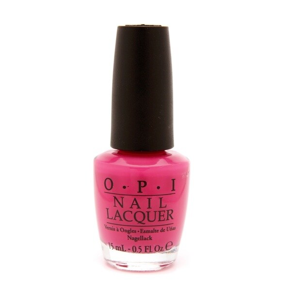 OPI I'm Indi-A Mood For Love Pink Nail Lacquer